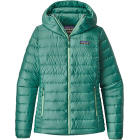 Patagonia Down Sweater Hoody Women beryl green